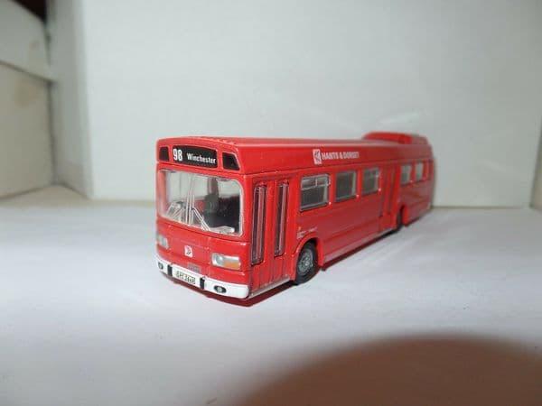 EFE 15101 Leyland National Bus Hants & Dorset Winchester UB